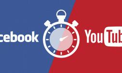 YOUTUBE VƯỢT MẶT FACEBOOK GẤP 10 LẦN VỀ LƯỢT XEM KHI CÁN MỐC 1 TỶ MỖI NGÀY