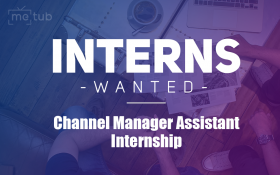 CHANNEL MANAGER ASSISTANT INTERNSHIP