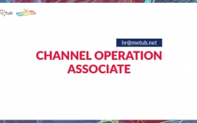 TUYỂN DỤNG VỊ TRÍ CHANNEL OPERATION ASSOCIATE (YOUTUBE SUPPORT)